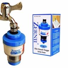 Spesifikasi Zernii Penjernih Air Saringan Kran Air Filter Air Water Zerni Paling Bagus