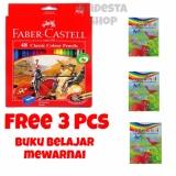 Beli Pensil Warna Faber Castell Classic 48 Warna Free Buku Belajar Mewarnai Kredit