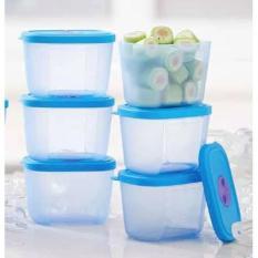 Penyimpan Makanan Dalam Freezer Mini Freezermate With Dial Tupperware - 2Leajv