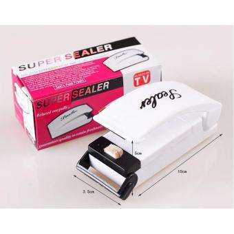 Perekat Plastik MINI Tanpa Lem - Handy Sealer
