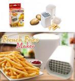 Spek Perfect Fries Pisau Pemotong Kentang Buah Dan Sayuran White Sands
