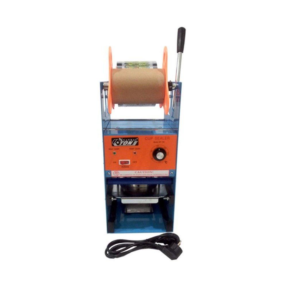 Alat Press Plastik Moe121a Impulse Sealer Daftar Harga Terlengkap Nankai Elemen Pres 20cm Perkakas Cup Manual Murah Mesin Kemas Gelas Dt 8