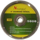 Model Perkakas Nankai Diamond Grinding Wheel Batu Asah Poles Akik Diamond 6 1000 Perkakas Tool Terbaru