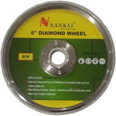 Berapa Harga Perkakas Nankai Diamond Grinding Wheel Batu Asah Poles Akik Diamond 6 80 Perkakas Tool Di Banten