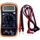 Toko Perkakas Nankai Multimeter Multi Tester Digital Alat Pendeteksi Arus Listrik Dt 850L Perkakas Tool Lengkap