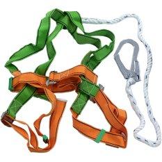 Perkakas Nankai Safety Harness Belt Full Body Sabuk Pengaman Hook Besar Perkakas Tool Nankai Diskon 30