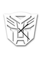 Beli Personal Art Jam Dinding Autobots Clock Cicilan