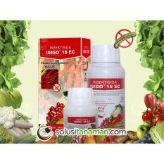 Review Toko Pestisida Isigo 100Ml Obat Insektisida Pembasmi Hama Ulat Kutu Tanaman Sayur Sayuran Buah