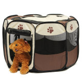 Harga Hewan Peliharaan Rumah Pagar Tempat Tidur Anjing Kandang Anjing Bermain Lembut Pena Anak Bermain Latihan Lari Kandang Lipat Kotak Terbaru