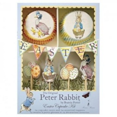 Peter Rabbit Easter Cupcake Kit-Intl