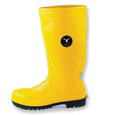 Petrova Safety Boot - Kuning