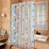 Harga Mimosifolia Peva Shower Curtain Waterproof Anti Jamur Tirai Kamar Mandi Java Me 180X180 Cm Intl Satu Set