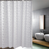 Review Mimosifolia Peva Shower Curtain Waterproof Anti Jamur Tirai Kamar Mandi Java Me 180X180 Cm Intl Terbaru