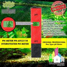 Jual Ph Meter Atc High Quality Untuk Hidroponik Aquaponic Aquarium Dan Air Minum Murah Di Dki Jakarta
