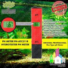 Ph Meter Atc High Quality Untuk Hidroponik Aquaponic Aquarium Dan Air Minum Urbangarden Murah Di Dki Jakarta