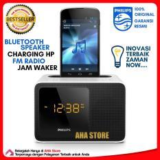 Philips Alarm Clock Radio Bluetooth Speaker AJT5300W