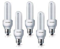 Situs Review Philips Essential 11 Watt Lampu Hemat Energi 5 Pcs Putih