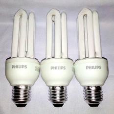 Promo Philips Lampu Essential 18 Watt Cdl 3 Pcs Philips Terbaru