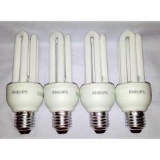 Philips Lampu Essential 18 Watt - CDL - 4 Pcs