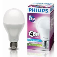 Philips Lampu LED 4 Watt - Putih