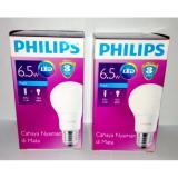 Beli Philips Lampu Led 6 5 Watt Cdl 2 Pcs Philips Asli
