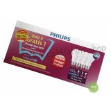 Iklan Philips Lampu Led Bulb 10 5W Unicef Beli 3 Gratis 1 Cool Daylight Putih