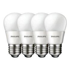 Philips Lampu LED 3 Watt - CDL - 4 PCS