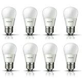 Review Terbaik Philips Led Bulb 3W P45 Cool Daylight Putih 8 Pcs