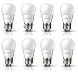Beli Philips Led Bulb 3W P45 Putih 8 Buah Nyicil