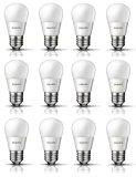Jual Philips Led Bulb 4W P45 Putih 12 Buah Philips Ori