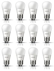 Jual Philips Led Bulb 4W P45 Putih 12 Buah Philips Branded