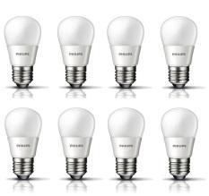 Perbandingan Harga Philips Led Bulb 4W P45 Putih 8 Buah Philips Di Dki Jakarta