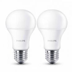 Philips Led Bulb 6W A60 Putih 2 Buah Dki Jakarta Diskon