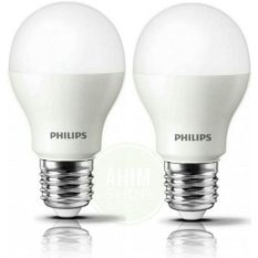 Review Tentang Philips Led Bulb 6 5W Pengganti 7W A60 Cool Daylight 2Pcs