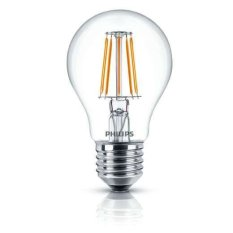 Philips LED Classic 4.5W P45 E27 Dimmable - Cahaya Kuning