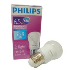 PHILIPS LED Scene Switch 2step 6.5W P45 E27 220-240V Dimmable - Putih