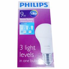 Philips LED Scene Switch 9 Watt - 3 Step Light Level