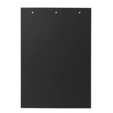 Foto Album 10 Lembar 10 Inch 18x26 Cm DIY Scrapbook Kertas (Hitam)-Intl