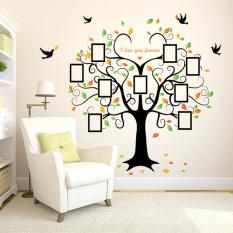 Promo Bingkai Foto Pohon Besar Burung Stiker Dinding Rumah Stiker Pvc Mural Paper House Wallpaper Ruang Tamu Dekorasi Kamar Tidur Gambar Seni Untuk Anak Remaja Dewasa Senior Bayi International Tiongkok