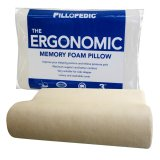 Harga Pillopedic Ergonomic Medium Memory Foam Pillow Dan Spesifikasinya