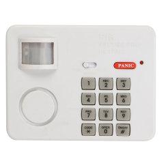 PIR Sensor Gerak Nirkabel Alarm dengan Keamanan Keypad untuk Pintu Rumah Carport