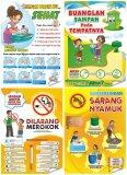 Jual Piranti Edutama Poster Kesehatan Baru