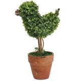 Toko Taman Rumput Plastik Bola Topiary Kering Pohon Pot Hijau For Tanaman Partai Pernikahan Burung Murah Tiongkok