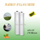 Jual Plastik Uv 10 X 3 Meter Jawa Barat Murah