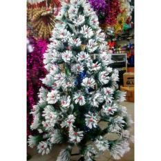 Spesifikasi Pohon Natal Salju Tebal Dan Lebat 4Feet 1 2 Meter Dan Harga