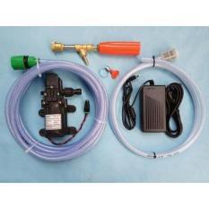 Pompa Cuci Mobil / Motor / AC Portable 80 Psi, 5.5 Bar - Super Hemat Daya / mesin steam / alat steam mobil motor murahi