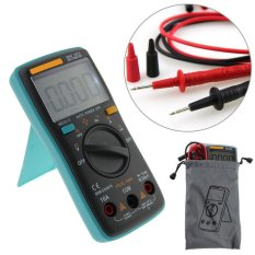 Jual Portabel Digital Multimeter Backlight Ac Dc Ohm Volt Tester Ukuran Rm102 Oem