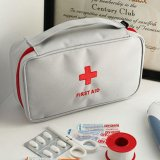 Iklan Portabel First Aid Kit Medis Darurat Survival Casing Kedokteran Penyimpanan Casing For Perjalanan Outdoor Olahraga Camping Alat Medis Rumah
