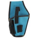 Review Portable Holder Cordless Drill Pouch Pinggang Tas Penyimpanan Alat Tidak Belt