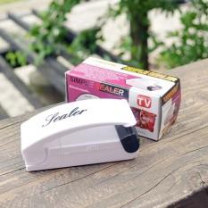 Panas Mini Plastik Tas Penyegelan Mesin Kemasan Makanan Tas Sealer-Intl